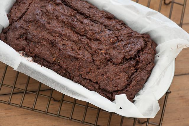 Chocolate & Zucchini Cake!