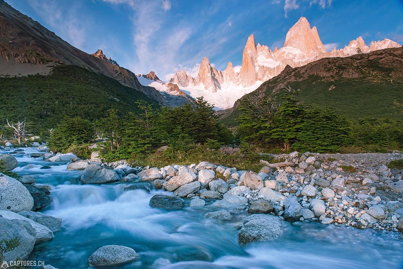 The Fitz Roy - El Chalten