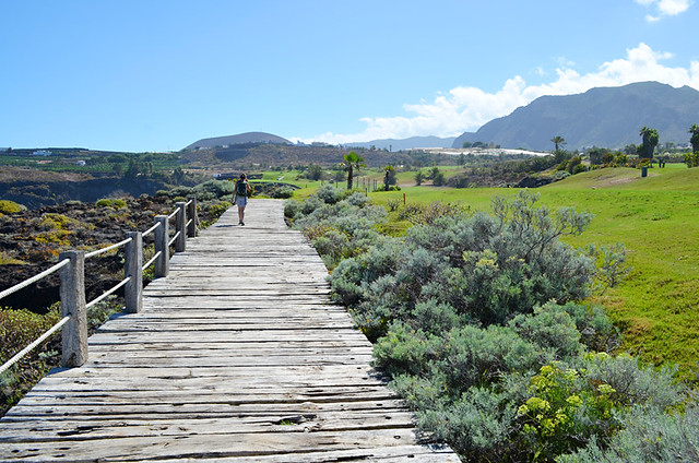 Coastal Walk, Buenavista del Norte, Tenerife
