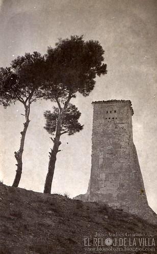 Antiguo Reloj de la Villa