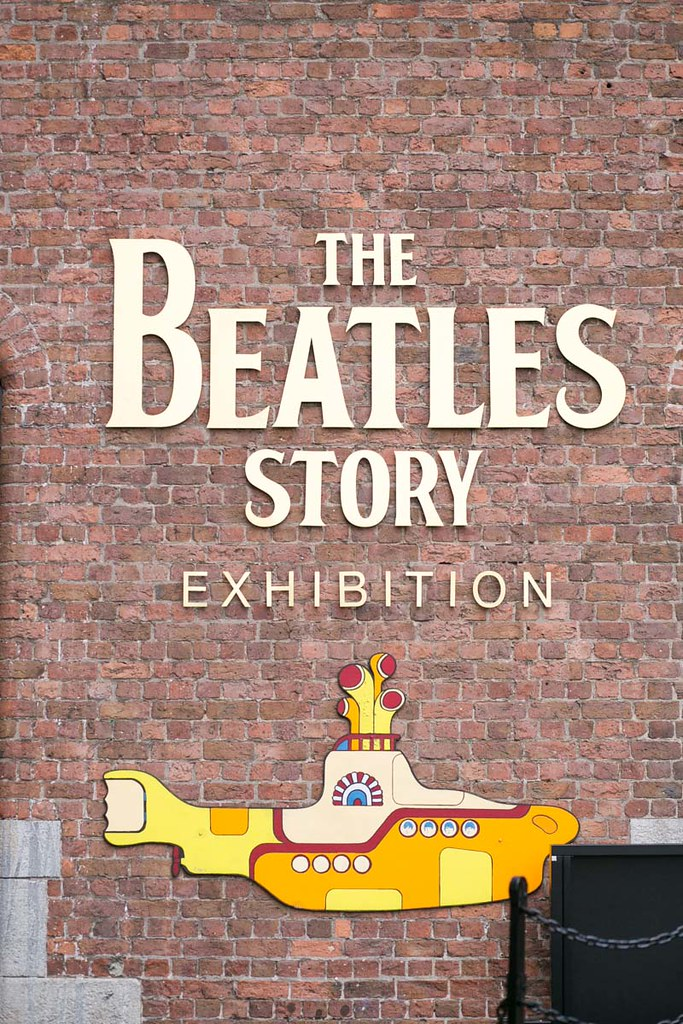 The Beatles Story (1 of 4) Liverpool, The Beatles, Photo By: Anna-Belle Durrant