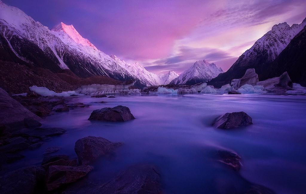 Explore South Island New Zealand