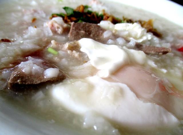 Choon Seng meat porridge special 2