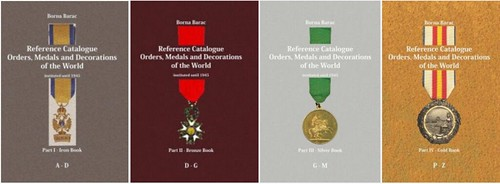 new book world orders medals and decorations