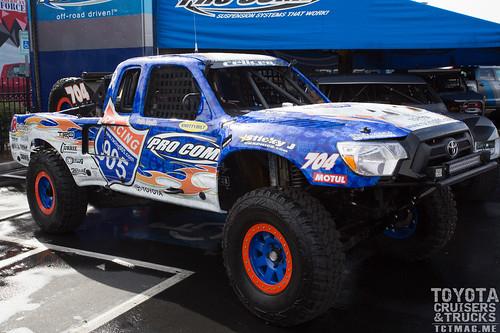 Tacoma baja racer