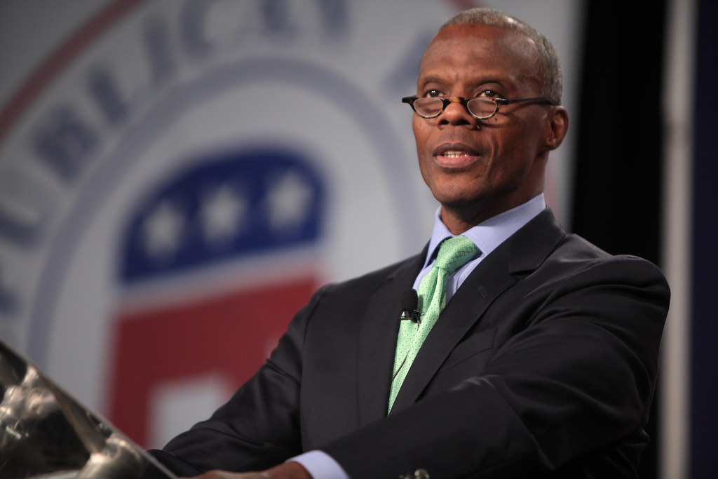 a biography of jc watts an american senator Former us rep jc watts fears how trump association will affect congressional races as an african-american, as a conservative,'' watts said in an.