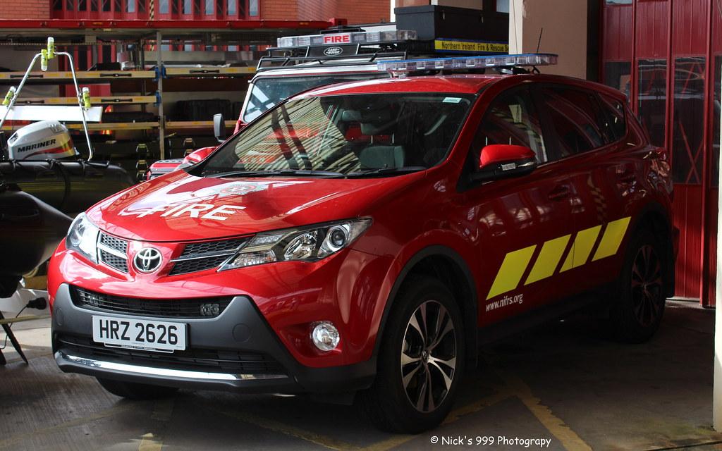 Northern Ireland Fire Amp Rescue Service Rt 60 Hrz 2626