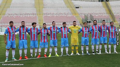 Il Catania chiama a raccolta i tifosi per il finale di stagione$