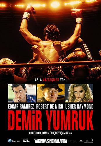 Demir Yumruk - Hands of Stone (2016)