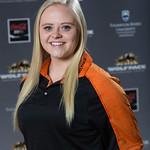 Kenzie Ekelund, WolfPack Cheerleading Team