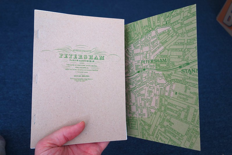 bilateral petersham cover