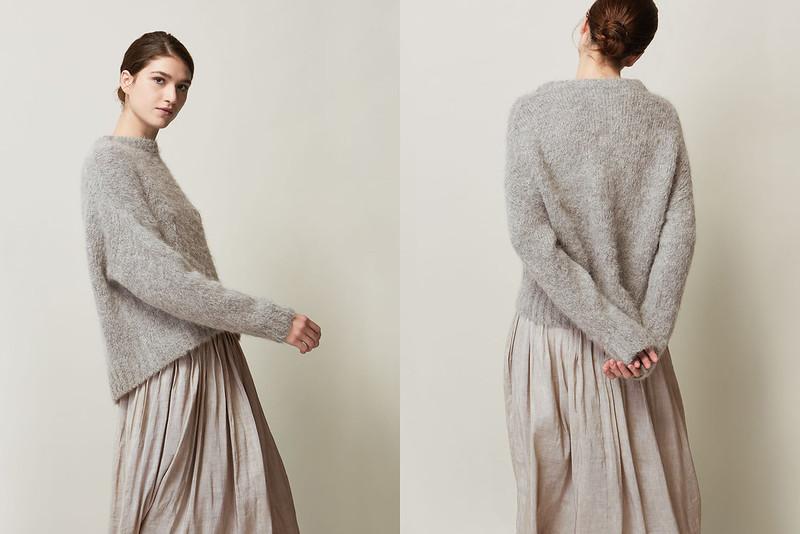 Suri Alpaca Pullover by Toast