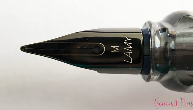 Review @Lamy LX Gold Fountain Pen @couronneducomte 11