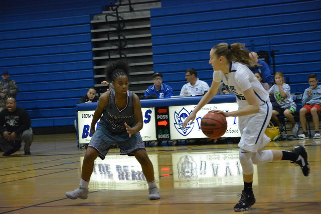11/28 Women's Basketball v Weston Ranch