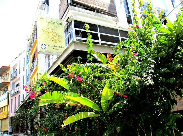The Cafe Ind, Sibu