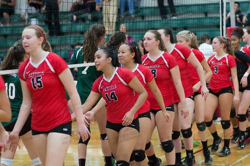 Girls 39 Volleyball Mayfield Vs Westridge Flickr Photo