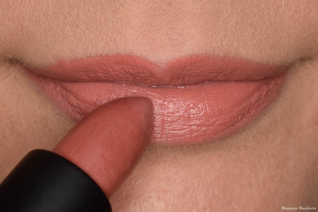 Howl Cosmetics gingerbread lipstick