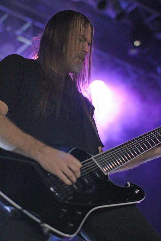 Fredrik Thordendal of Meshuggah