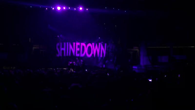 2016-11-22 FFDP / Shinedown