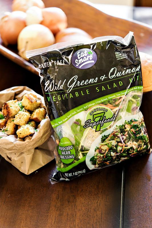 superfoods salad kit #eatsmartveggies