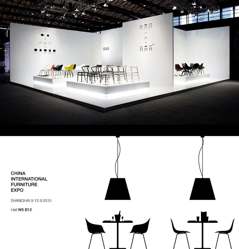 義大利TOOU 椅子展覽現場