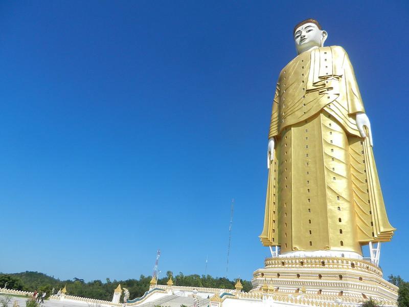 Моньва, Будды