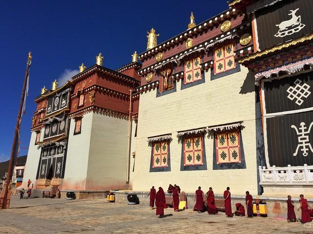 Monasterio Songzanlin (Shangri-La, Yunnan)