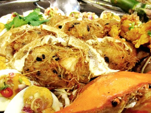 Flavours Thai Kitchen poo cha