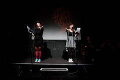 Team MYLF - Mieze Medusa & Yasmin Hafedh - Team Poetry Slam, Wien