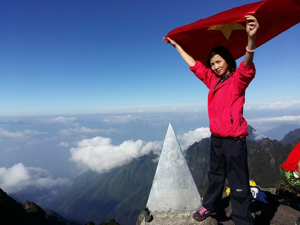 Chị Bùi Hương, lên đỉnh với giày chạy nike thần thánh