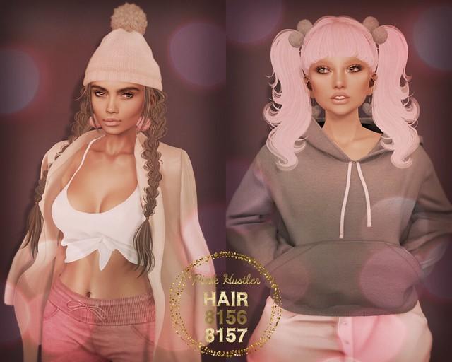 HAIR 8156 / 8157