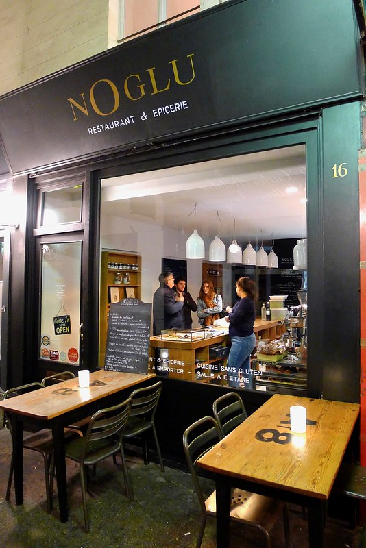 Restaurant Noglu, Paris