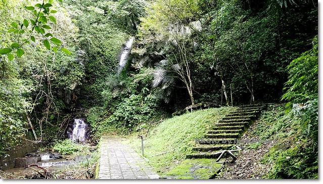 宜蘭三星龍泉登山步道龍泉瀑布035