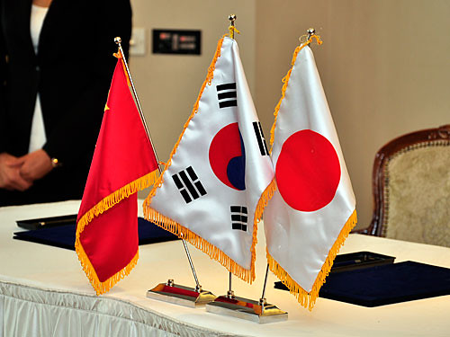 Japan and South Korea Summit after 3.5 years to restart, Japan