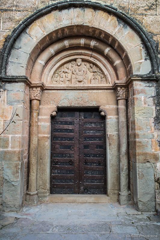 Puerta de Sant Martí de Mura