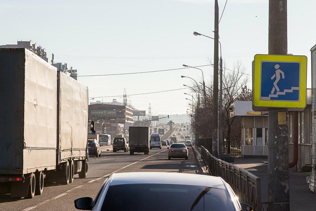 Люблинская улица в Марьине