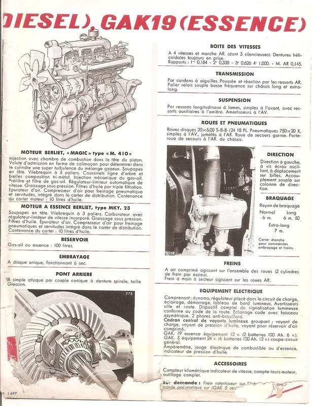 Pub , catalogues et livres sur BERLIET 30933817140_01db55bf7d_c