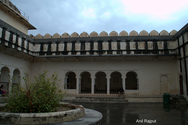 Palace Pavilion where Maharana Pratap was born, Kumbhalgarh fort Rajasthan