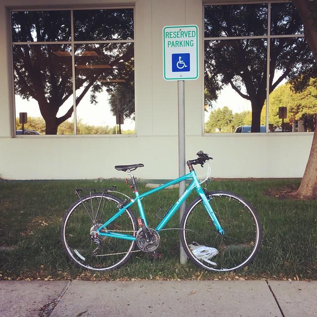 A Fellow Bike Commuter
