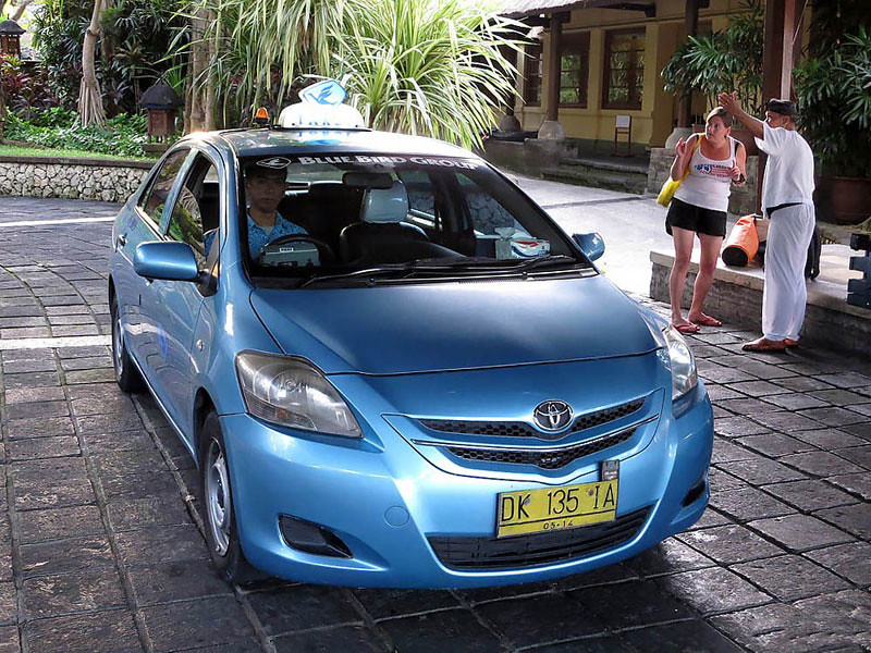 Bluebird Taxi