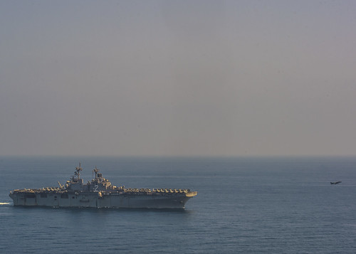 Essex Amphibious Ready Group and 15th Marine Expeditionary Unit Depart U.S. 5th Fleet
