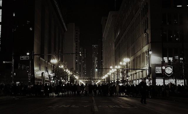 chicago protest laquan mcdonald video