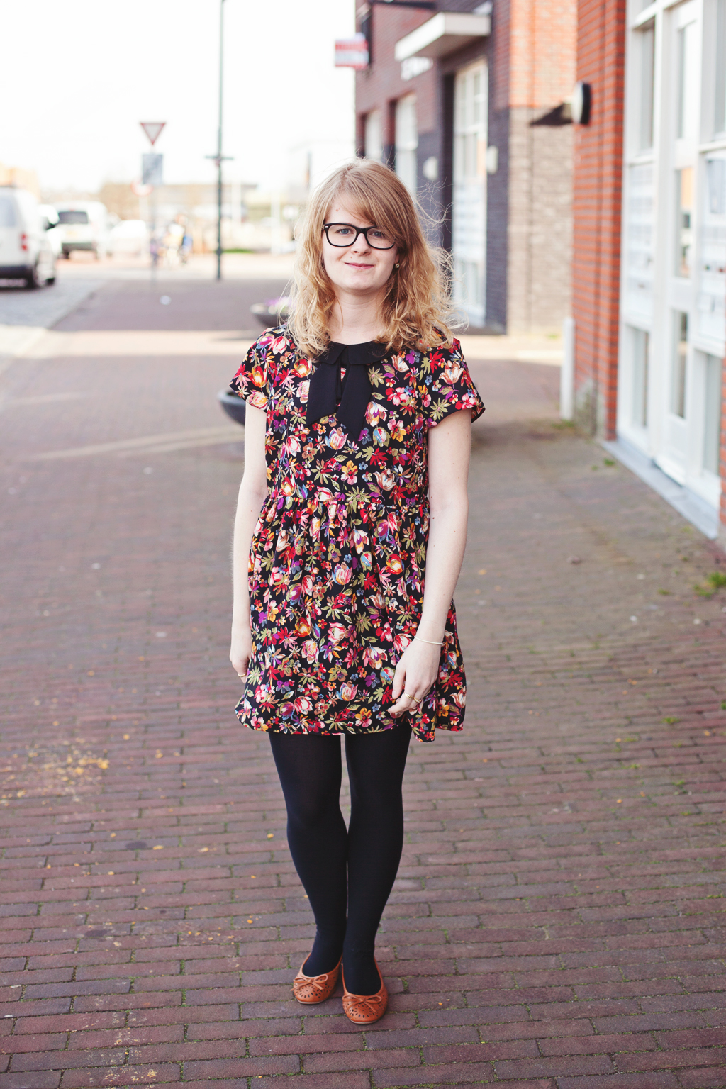 Outfit | Windy Floral