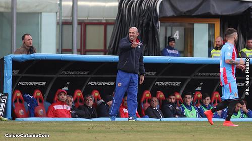Fidelis Andria-Catania 0-0: Il pilota non sembra all'altezza della macchina che guida$