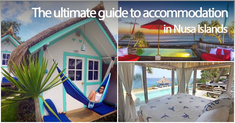 Where to Stay in Nusa Islands