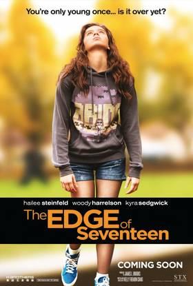 17-metystės riba / The Edge of Seventeen (2016)