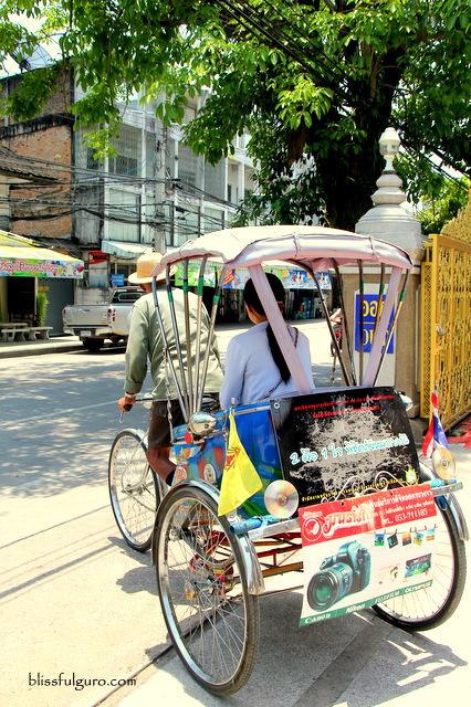 Tuk Tuk Chiang Rai Thailand