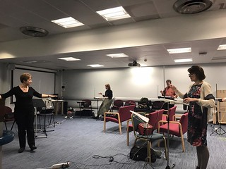 Theremin Academy London 2016
