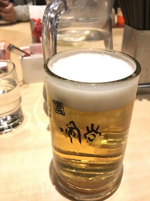 朝日生ビール@一風堂 深圳