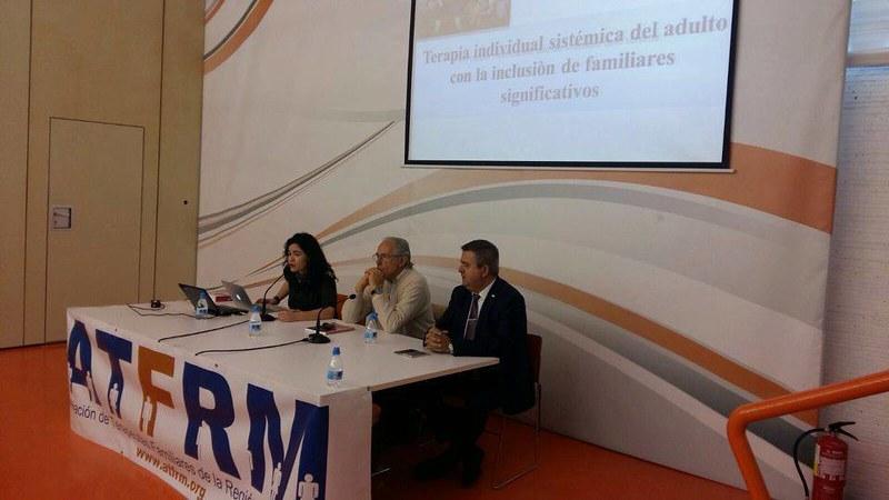 IV Jornada sobre Relaciones Familiares ATFRM, con D. Alfredo Canevaro